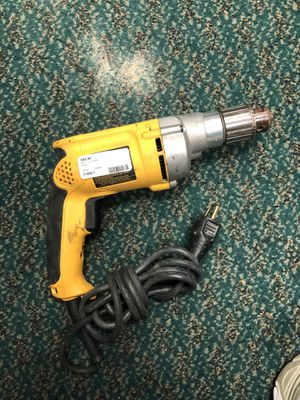 Drill, Tools-Power Dewalt Drill .. Negotiable for Sale in Baltimore, MD