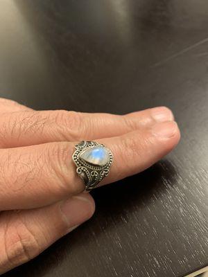 925 Sterling silver moonstone for Sale in Alexandria, VA