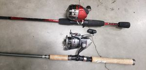 Fishing reels for Sale in Fontana, CA