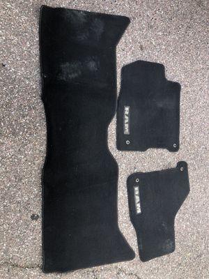 Dodge Ram 1500 carpet mats for Sale in Fort Carson, CO