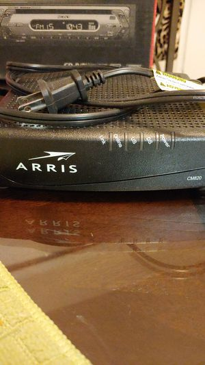 Arris Cable modem comcast for Sale in Fresno, CA
