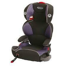Graco Affix Highback Booster Seat with Latch System, Grapeade for Sale in Phoenix, AZ