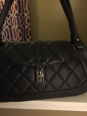 Authentic Chanel bowler bag for Sale in Germantown, MD