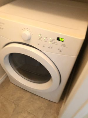 Washer and dryer good working condition for Sale in Amarillo, TX