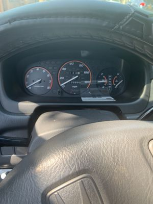 1999 honda crv clean title 170k miles the muffler is leaking a little bit no check engine only code is for the transmission sliping the code says th for Sale in Brooklyn, NY