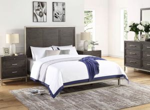 Brand new modern queen bed for Sale in Carrollton, TX