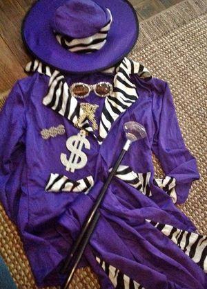 Adult Player Pimp Halloween Costume for Sale in Manassas, VA