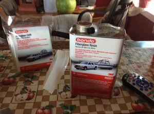 New fiberglass repair kit for Sale in Varna, IL