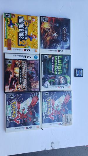 Nintendo 3DS (Prices Listed) for Sale in Armona, CA