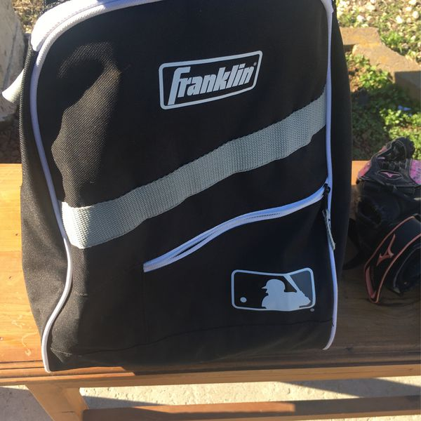 Kids Baseball Bag, Bats And Kids Gloves