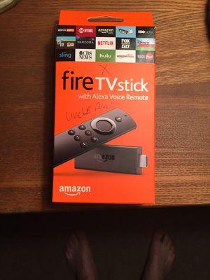 Unlocked Amazon fire stick for Sale in Beaver Falls, PA