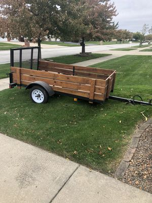 4x8 trailer 2015 for Sale in Mokena, IL