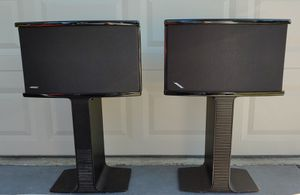 Bose 901 Series VI Direct/Reflecting Standing Speakers for Sale in Edmonds, WA