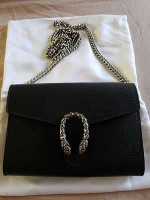 Gucci Dionysus Leather Wallet on a Chain for Sale in Orange, CA