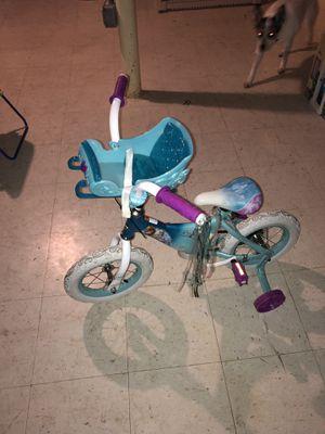 Girls frozen bike for Sale in Bethel Park, PA