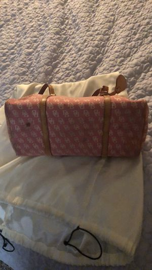 Used Pink Dooney and Bourke small handbag for Sale in Newport Beach, CA