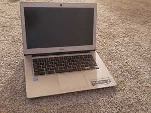 Acer chromebook for Sale in Greenville, SC