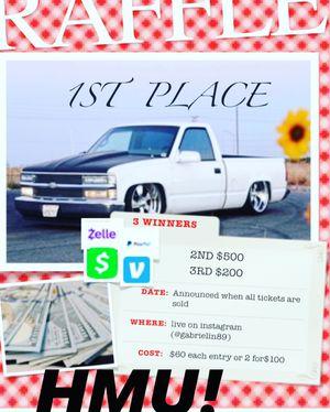 OBS Truck for Sale in Modesto, CA