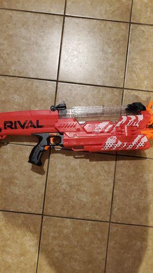 Nerf gun rival MXVII-10K for Sale in Stockton, CA