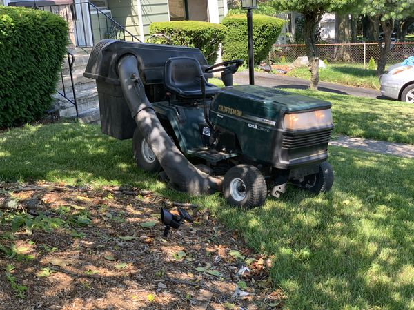 Craftsman Koehler Command Lawn Tractor For Sale In