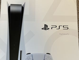 Brand New Sealed Playstation 5 Disc Version for Sale in Nellis Air Force Base,  NV