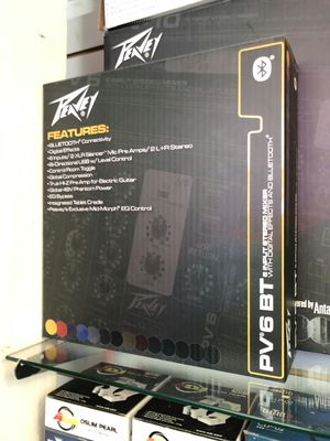 Peavey pv6bt on sale today for 179 each for Sale in Los Angeles, CA