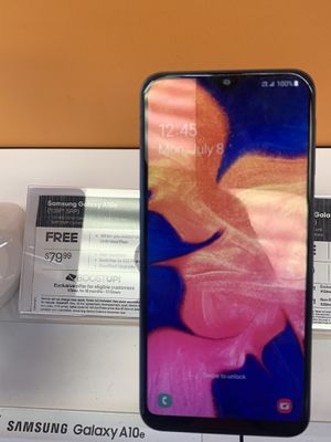 FREE Samsung Galaxy a10e for Sale in Fort Worth, TX