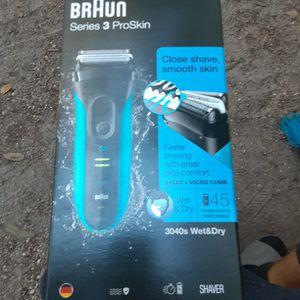 Braun Series 3 Pro Skin for Sale in Winter Haven, FL
