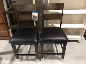 2 brand new chairs by bayside for Sale in Montgomery, IL