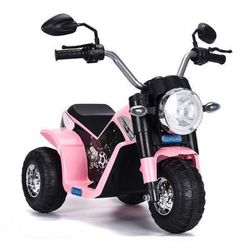 New Pink Kids Ride On 3 Wheel Motorcycle Toy Car for Sale in Los Angeles,  CA