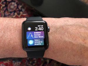 Apple Watch Series 3 GPS 38mm for Sale in Seattle, WA