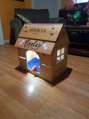 Dog house ( customize) for Sale in Plainfield, NJ