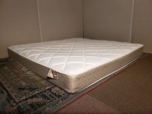 King size mattress - can DELIVER for $20 extra almost anywhere - very clean with no stains and super comfortable - used and in good condition for Sale in San Jose, CA