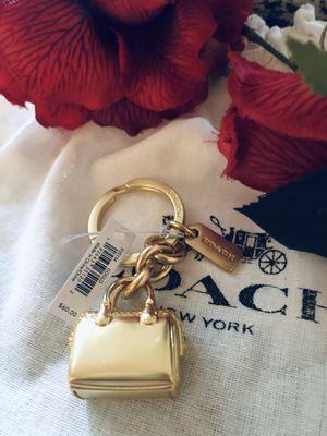 Brand New COACH Handbag Charm for Sale in Manassas, VA