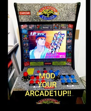 Arcade 1up Mod for Sale in Los Angeles, CA