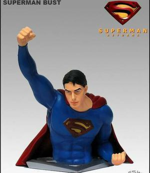 Four Superman Returns Bust Figures for Sale in Katy, TX