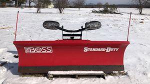 Boss Snow Plow for Sale in Stone Ridge, VA