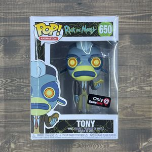 Funko Pop 650 Tony - Rick And Morty Collectible for Sale in Schuylerville, NY