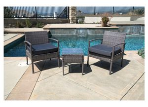 Pending Sale - Outdoor furniture set for patio / balcony for Sale in New York, NY