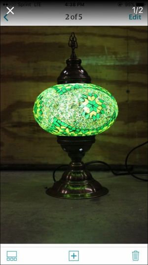 Ottoman lamps for Sale in Columbus, OH