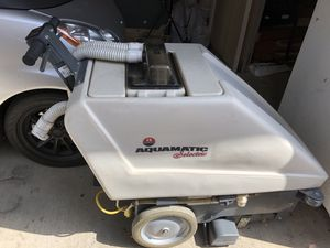 Nilfisk Advance Aquamatic Selectric extractor / carpet cleaner for Sale in Hillsboro, OR