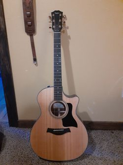 Taylor 314 CE (LIKE NEW) for Sale in Lorena,  TX