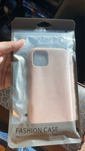 Pink iPhone pro protective case for Sale in Las Vegas, NV