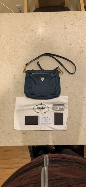 Authentic Prada crossbody bag for Sale in San Francisco, CA