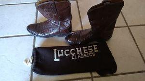 Lucchese original for Sale in San Antonio, TX