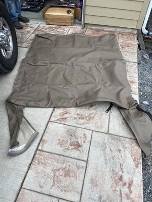 OEM MOPAR JEEP SOFT TOP for Sale in Lake Stevens, WA