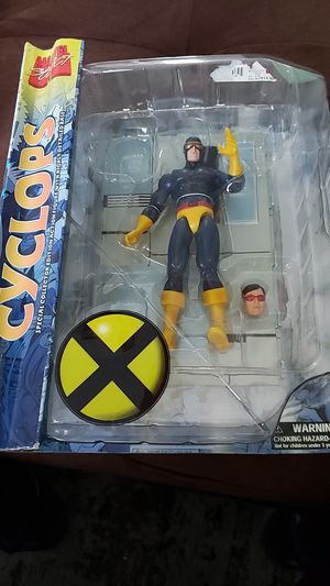 DIAMOND SELECT TOYS Marvel Select: Cyclops Action Figure for Sale in San Diego, CA