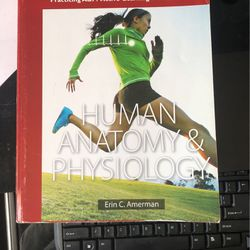 Human Anatomy & Physiology Amerman for Sale in Sheffield Lake,  OH