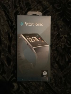 Fitbit Ionic Brand New in Box for Sale in Winton, CA