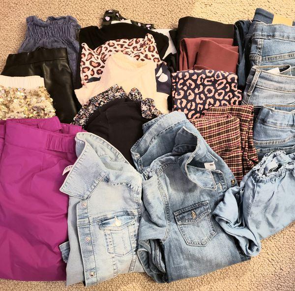 Girls size 8